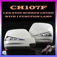 CH107 LED SIDE REARVIEW MIRROR COVER FOR SUZUKI OE NO. E13-010154