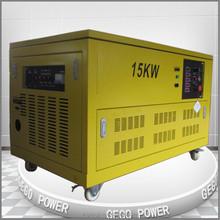 15kw generador de turbina de viento conjunto