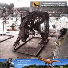 N-P-Y-37-fossils small and minerals edmontosaurus dinosaur skeleton