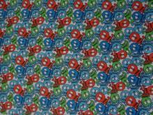 flower printed nylon spandex swimwear fabric