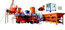 LQY-40 mobile asphalt mixing plant
