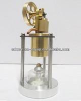 SE47011Copper Steam Engine Model