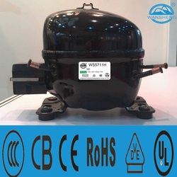 WS5711H Refrigeration R134a Compressor for Refrigerator