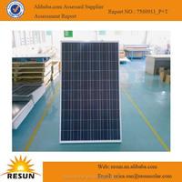 Poly crystalline sillicon solar panel suntech with TUV CE