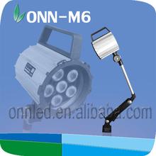 Head For LED CNC Machine Work Light M6 Long Display Arm M6