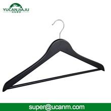 Yucan custom wide shoulder and coat wood hanger