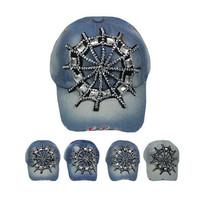 High quality cowboy caps mexico baseball cap with rhinestone