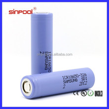 Authentic samsung 18650 PROTECTED ICR18650-32A 3200mah 30a 18650 vtc battery