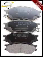 D153 brakes car auto brake pad for Chevrolet
