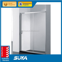 New design folding simple shower enclosure shower screen