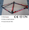 Alloy 700c road bike frame,bicycle frame factory,bicycle parts