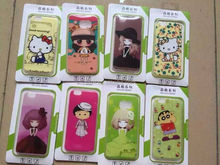 Phone case Factory for iPhone 4 5 6 custom tpu cases Cover