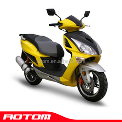 Best selling HUNT EAGLE-VII 50CC 125CC 150CC gas scooter motorcycle