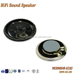 30MM 1W 4 OHM high quality Micro Bluetooth Speaker Driver