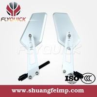 SF-070 Good Quality Favorites Compare Motorcycle CNC Billet Aluminum alloy rear view mirrors for sale made in china
