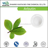 Bearberry extract natural cosmetic additive beta arbutin 98% powder