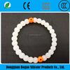 fashionable silicone bead bracelet popular wholesale festival items