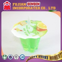 kid's joy grass jelly drink with 30% fruit jelly juice