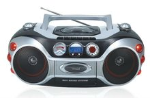Portable DVD CD boombox 33/player with USB/SD/MP3/Radio