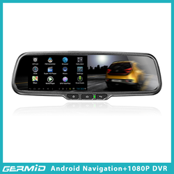 5inch andriod system navigation + rear camera display+DVR recording +special bracket
