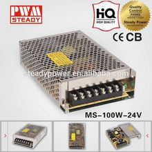 100w 24v 4.2a MINIATUR SWITCHING POWER SUPPLY 100 watt 24v CCTV transformer
