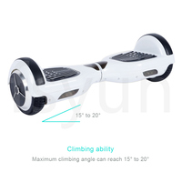 Cheap smart two wheels innovative electric scooter,hands free balance scooter
