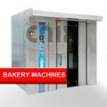 Rotary gás forno para padaria, máquina de assar pão( ce& iso, fabricante)