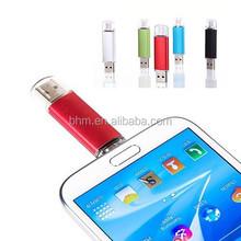 new arrival mini otg USB 2.0 memory flash