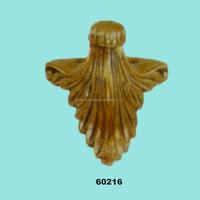 Triangle Brass Decorative Feet Jewelry Box Feet,jewelry case legs