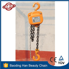specifications of 30 Ton VC-A chain block