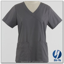 factory price latest fashion uniform scrub for nurse