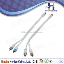 Various flexible micro usb to vga audio mhl adapter cable