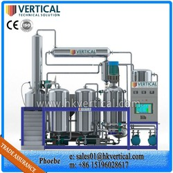 VTS-PP Producing Biodiesel Plant Factory Use Biodiesel Plant