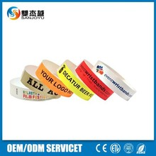 manufacture experience cheap custom wristbands