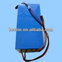 electric bicycle battery 36v 30ah lifepo4 pack