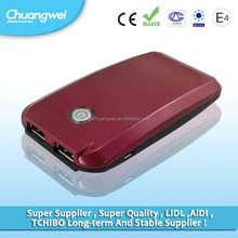 Long life high-energy mobile power supply for cellphone