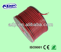 high quality speaker cable/RED BLACK power cable