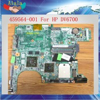 Free Shipping AMD Mainboard For HP Pavilion DV6700 Laptop Motherboard 459564-001 Tested OK