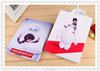 For Apple iPad Mini Covers 2015 New Cartoon Big 6 Six Hiro Hamada Baymax Tablet Case Flip Leather PU Case With Stand Case