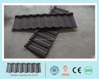 stone granule coated steel roof tile