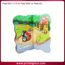 Custom 2012 newest touch reading phone with sound book for kids