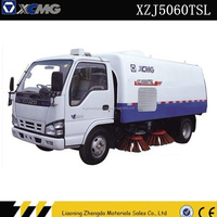 vacuum road sweeper truck 3 ton XCMG