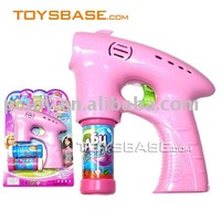Kids B/O toy battery operated bubble gun