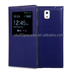 Latest Cell Phone Smart Wallet Phone Cases Pu Leather Cover For Samsung Note 3