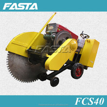 FASTA FCS40 concrete cutter saw machine