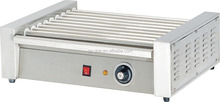 high quality stainless steel WHD-9 electric hot dog warmer