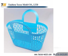 plastic basket mould ,mould design ,mould make ,mould process
