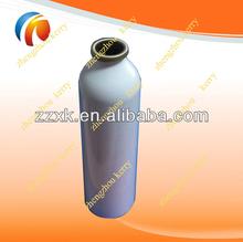 High quality aluminum aerosol can with valve