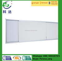 Push-Pull sliding standard magnetic white board prices