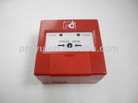 Fireproof addressable Glass Break Manual Call Point fire alarm PY-CFT-960
